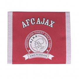 Ajax Portemonnee (rood/wit)