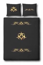 Covers & Co Dekbedovertrek Golden Ornament 140x200/220