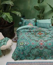PiP Studio Dekbedovertrek Sultans Carpet (green) 140x200/220