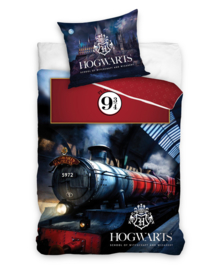 Harry Potter Dekbedovertrek Hogwarts Express (multi) 140x200