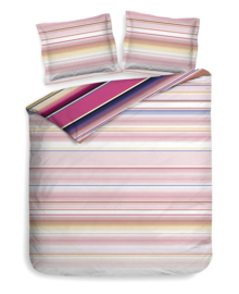 Heckett & Lane Dekbedovertrek Alena (flambe pink) 260x200/220