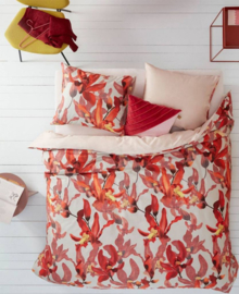 Oilily Dekbedovertrek Orchid Haze (red) 260x200/220