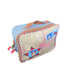 Lief! Post Package Suitcase Bag (sand)