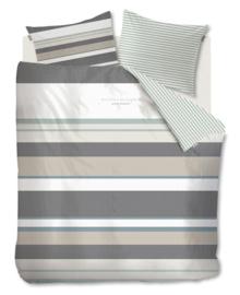 Riviera Maison Dekbedovertrek Mason Ridge (grey) 240x200/220