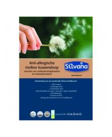 Silvana Molton Kussensloop (met schoudercontour) 60x70 cm