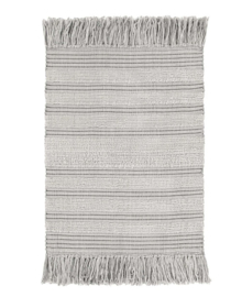 Heckett & Lane Badmat Nukus (ash grey) 70x120