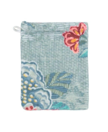 PiP Studio Washandje Berry Bird (blue)