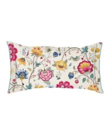 PiP Studio Sierkussen Floral Fantasy (ecru) 35x60
