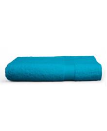 Twentse Damast Badlaken Uni (turquoise) 70x140