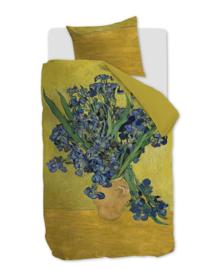 Beddinghouse Van Gogh Dekbedovertrek Irises (yellow) 140x200/220