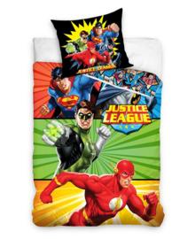 Justice League Dekbedovertrek Force (multi) 140x200