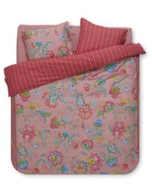PiP Studio Dekbedovertrek Jambo Flower (pink) 260x200/220