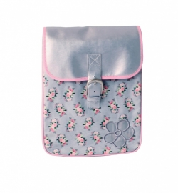 Stapelgoed Back Pack Flower (pink)