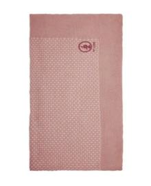 PiP Studio Plaid Cosy (pink) 130x170