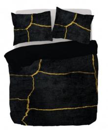 Kayori Dekbedovertrek Yoshi (zwart) 140x200/220