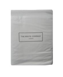 The White Company London Flanellen Laken (ivory) 230x275