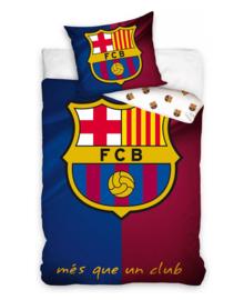 FC Barcelona Dekbedovertrek Més Que Un Club (blue/red) 140x200