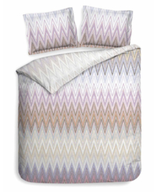 Heckett & Lane Dekbedovertrek Bastide (spring purple) 200x200/220