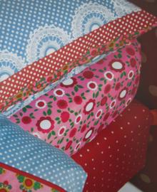 Damai Hoeslaken Giada (pink) 90x200