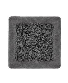Heckett & Lane Bidetmat Buchara (classic anthracite) 60x60