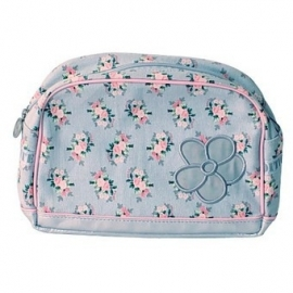 Stapelgoed Toilet Bag Flower (pink)