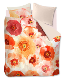 Oilily Dekbedovertrek Faded Poppy (multi) 140x200/220