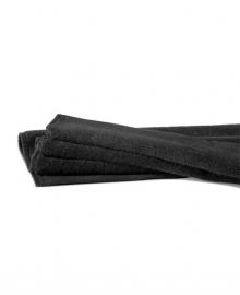 Seahorse Badmat Pure (black) 50x90