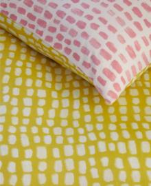 Beddinghouse Dekbedovertrek Sverre (yellow) 120x150