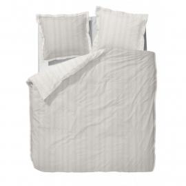 Essenza Dekbedovertrek Herringbone (white)  200x200/220