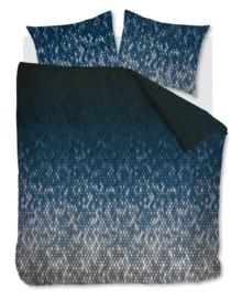Kardol Dekbedovertrek Little Lozenge (blue) 200x200/220