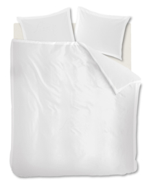 Riviera Maison Dekbedovertrek Luxury (white) 140x200/220