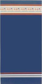 Strandlaken Vlaggen XL (Marine) 100x200