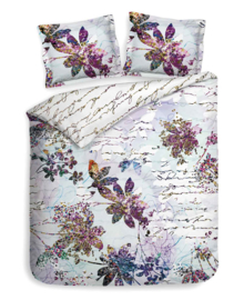 Heckett & Lane Dekbedovertrek Nadie (orchid purple) 140x200/220