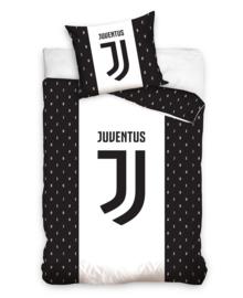 Juventus Dekbedovertrek Juve (black/white) 140x200
