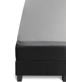 Beddinghouse Topper Hoeslaken Jersey Lycra (light grey) 80/90x200/220