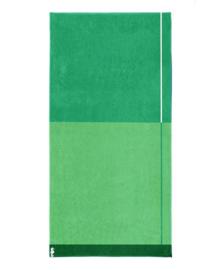 Seahorse Strandlaken Block (green)