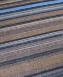 Damai Flanellen Dekbedovertrek Padua (brownie) 240x200/220