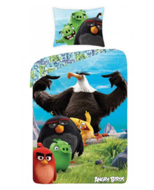 Angry Birds Dekbedovertrek Mighty Eagle (multi) 140x200