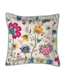 PiP Studio Sierkussen Floral Fantasy (ecru) 45x45