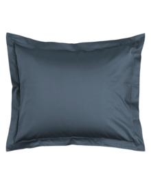 Essenza Kussensloop Satijn Katoen (stone blue) 60x70