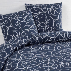 Day Dream Dekbedovertrek Taco (navy) 240x200/220
