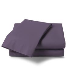 HNL Refined Laken Satijn Katoen (vintage purple)