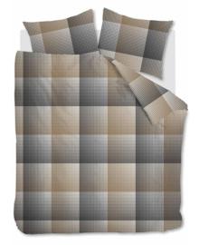 Beddinghouse Flanellen Dekbedovertrek Graham (anthracite) 240x200/220
