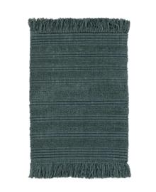 Heckett & Lane Badmat Nukus (pine green) 70x120