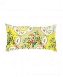 PiP Studio Sierkussen La Fleur de Vie (yellow) 35x60