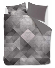 Kardol Dekbedovertrek Alliance (grey) 140x200/220