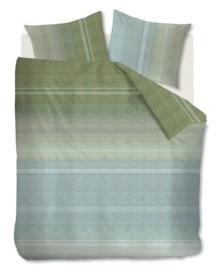 Kardol Dekbedovertrek Tabby (green) 240x200/220