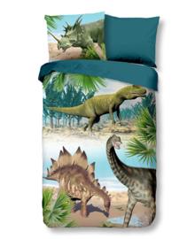 Good Morning Dekbedovertrek Dino 6602 (multi) 140x200/220