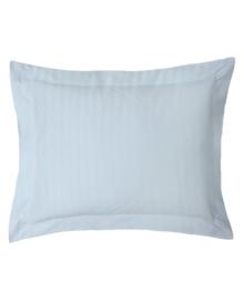 iSleep Kussensloop Satijnstreep (blauw) 60x70