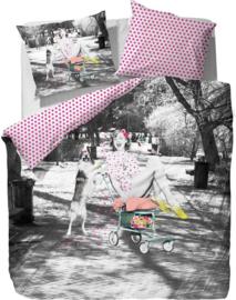 Covers & Co Dekbedovertrek Liz (Multi) 140x200/220cm